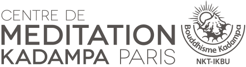Centre de Méditation Kadampa Paris Logo